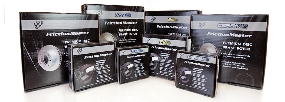 Тормозная система Friction Master