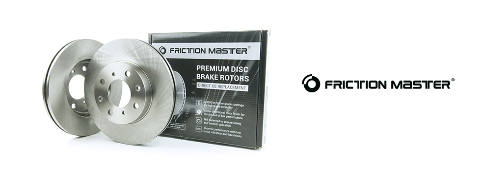 Friction Master Brake Rotors